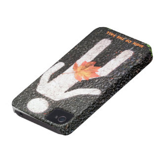 Sign of the Fall iPhone 4 Case