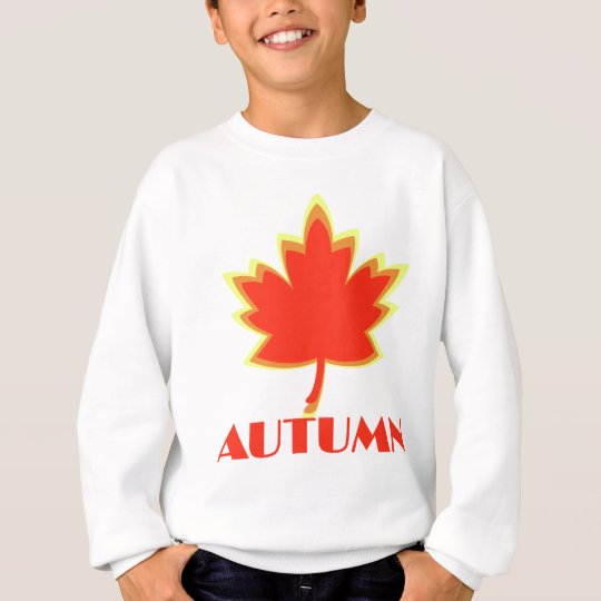 Sign of the Times Autumn Sweatshirt