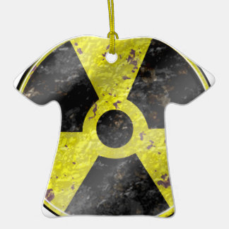 Sign of the times - fallout nuke radiation ornaments
