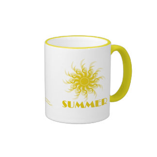 Sign of the Times Summer Coffee Mugs