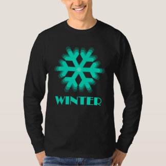 Sign of the Times Winter T-shirt