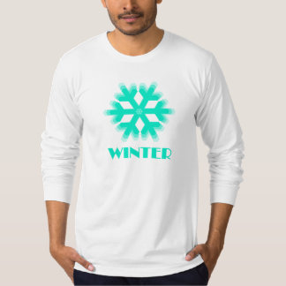 Sign of the Times Winter Tee Shirt