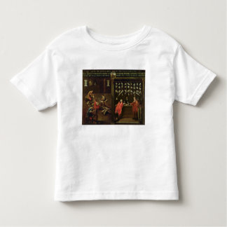 Sign of the Venetian Comb Makers' Guild (panel) Toddler T-shirt