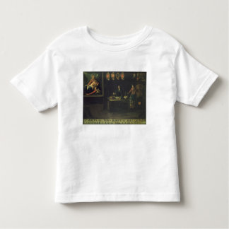 Sign of the Venetian Pharmacists' Guild, 1729 (pan Toddler T-shirt