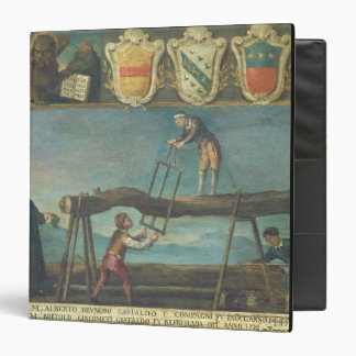 Sign of the Venetian Saw Mill Workers' Guild, 1445 3 Ring Binder