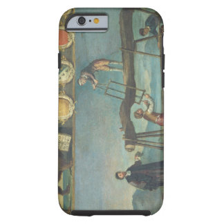 Sign of the Venetian Saw Mill Workers' Guild, 1445 iPhone 6 Case
