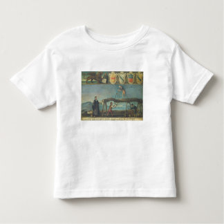 Sign of the Venetian Saw Mill Workers' Guild, 1445 Toddler T-shirt