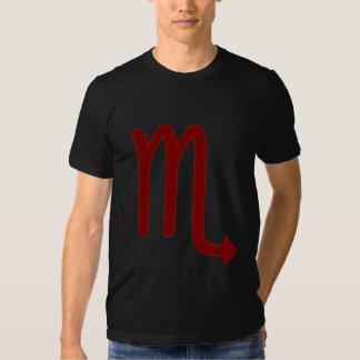 Sign of the Zodiac: Scorpio Tshirt