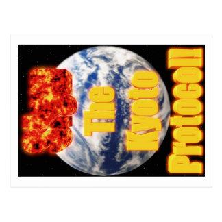 Sign-the-Kyoto-Protocol! Postcard