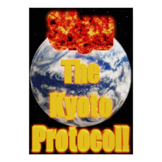 Sign-the-Kyoto-Protocol! Poster
