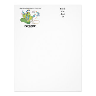 Signal Cells To Start Protein Synthesis Exercise Letterhead