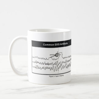 Signal Clipping Coffee Mug
