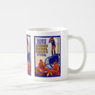 Signal Corps Coffee Mug