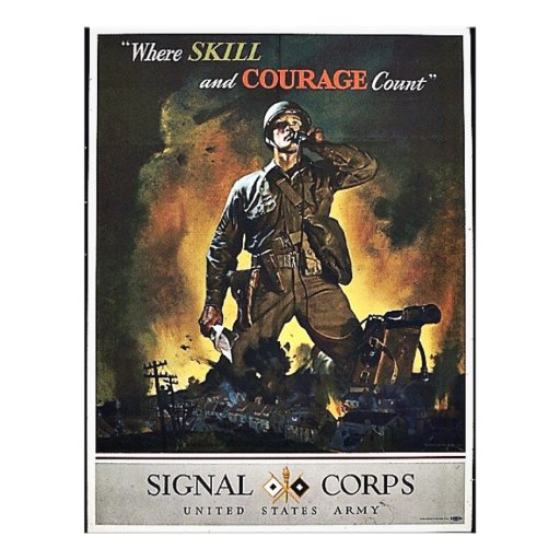 Signal Corps Flyers