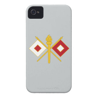 Signal Corps Insignia iPhone 4 Cases