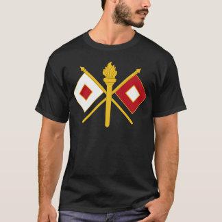 Signal Corps Insignia T-Shirt