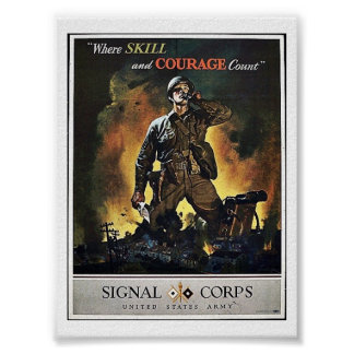 Signal Corps Posters