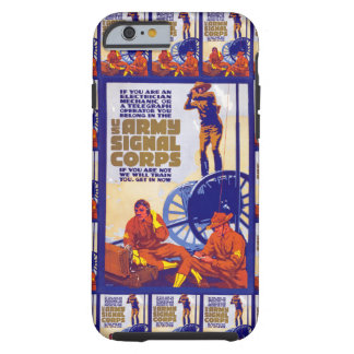 Signal Corps Tough iPhone 6 Case