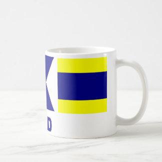 Signal Flag (Dad) Coffer Mug