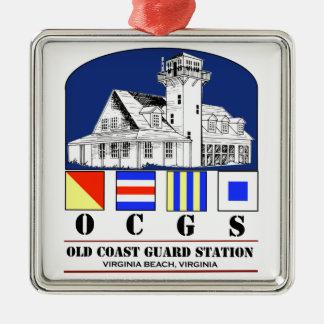 Signal Flag Ornament