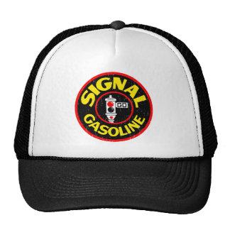 Signal Gasoline Trucker Hat