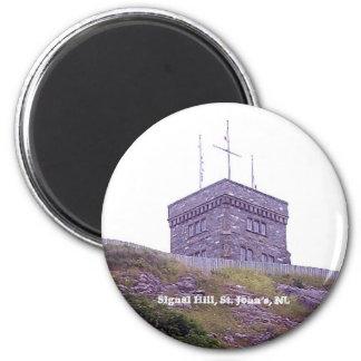 Signal Hill Magnet