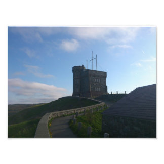 Signal Hill Photo Print