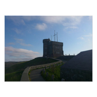 Signal Hill Poster