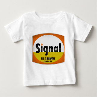 Signal Multi-Purpose Grease vintage sign crystal Baby T-Shirt