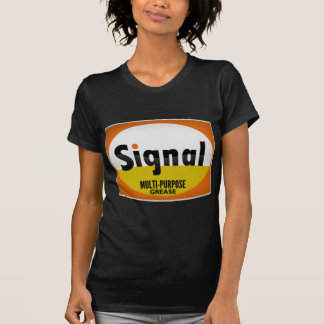 Signal Multi-Purpose Grease vintage sign crystal T-Shirt
