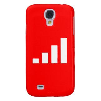Signal Strength Samsung Galaxy S4 Case