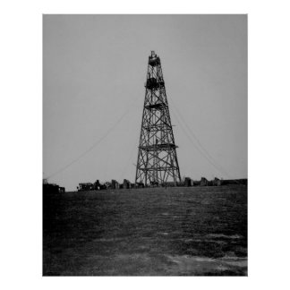 Signal Tower at Cobb's Hill, VA 1864 Poster