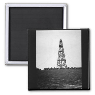 Signal Tower on Cobbs_War Image Magnet