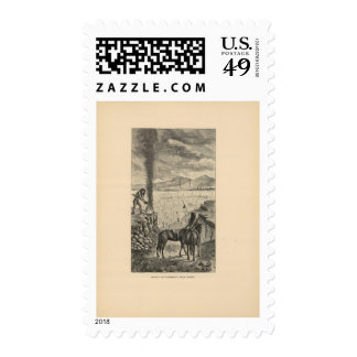 Signal, war party stamps