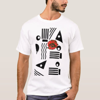 SIGNALS AND FLOWERS T-Shirt