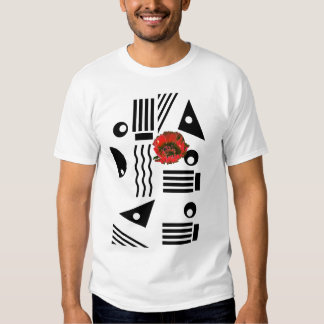 SIGNALS AND FLOWERS TEE SHIRTS