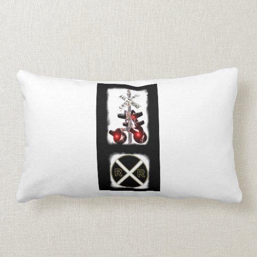 Signals, Signs, & Railroad Pillows