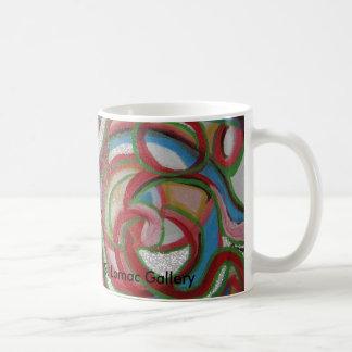 Signature Abstract Mug