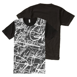 Signature All-Over-Print T-Shirt