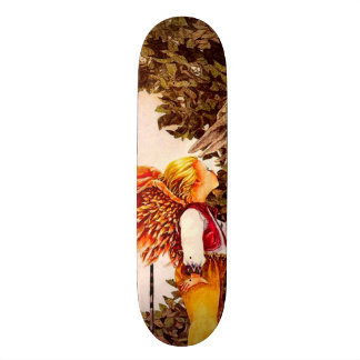 Signature Billy Angel Kid Custom Pro Park Board