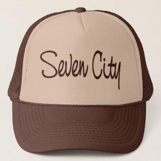 Signature - Brown Trucker Hat