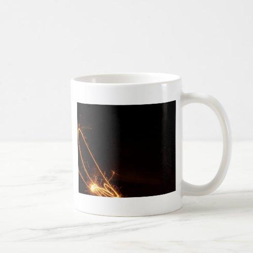 Signature Fire Classic White Coffee Mug