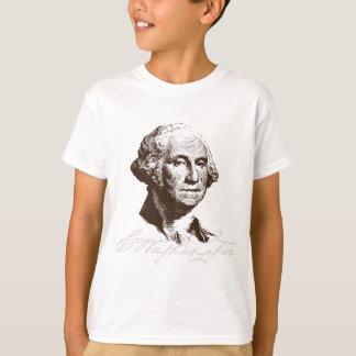 Signature George Washington T-Shirt