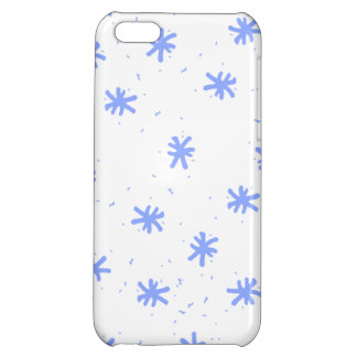 Signature iPhone 5C Case - Cornflower