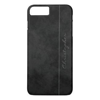 Signature Mottled Black Handsome iPhone 7 Plus iPhone 8 Plus/7 Plus Case
