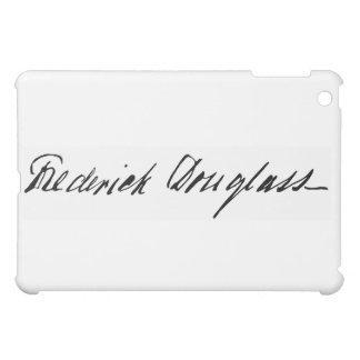 Signature of Abolitionist Frederick Douglass iPad Mini Cover