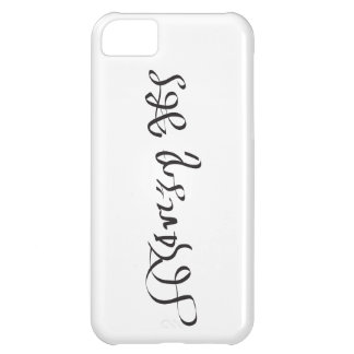 Signature of King Henry VIII of England iPhone 5C Cover