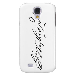 Signature of U.S. President George Washington Samsung Galaxy S4 Cover