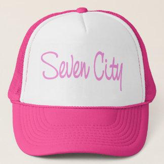 Signature - Pink Trucker Hat