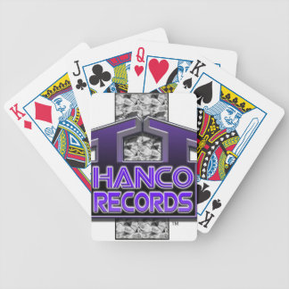 Signature Playing Cards by T.T. Hanco Records